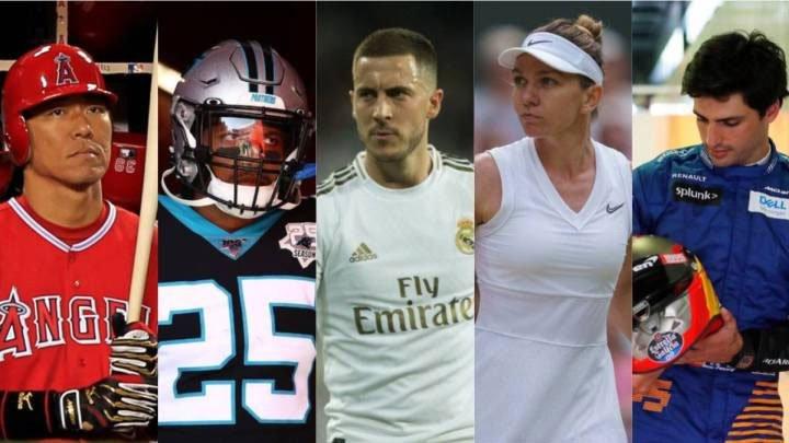 Sports return around the World
