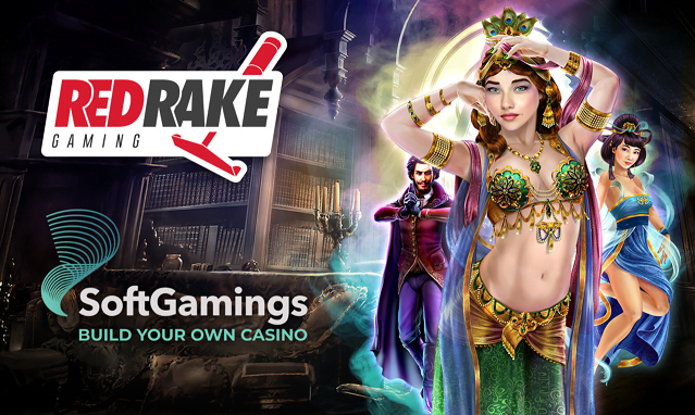 Red Rake Gaming signs distribution agreement with SoftGamings