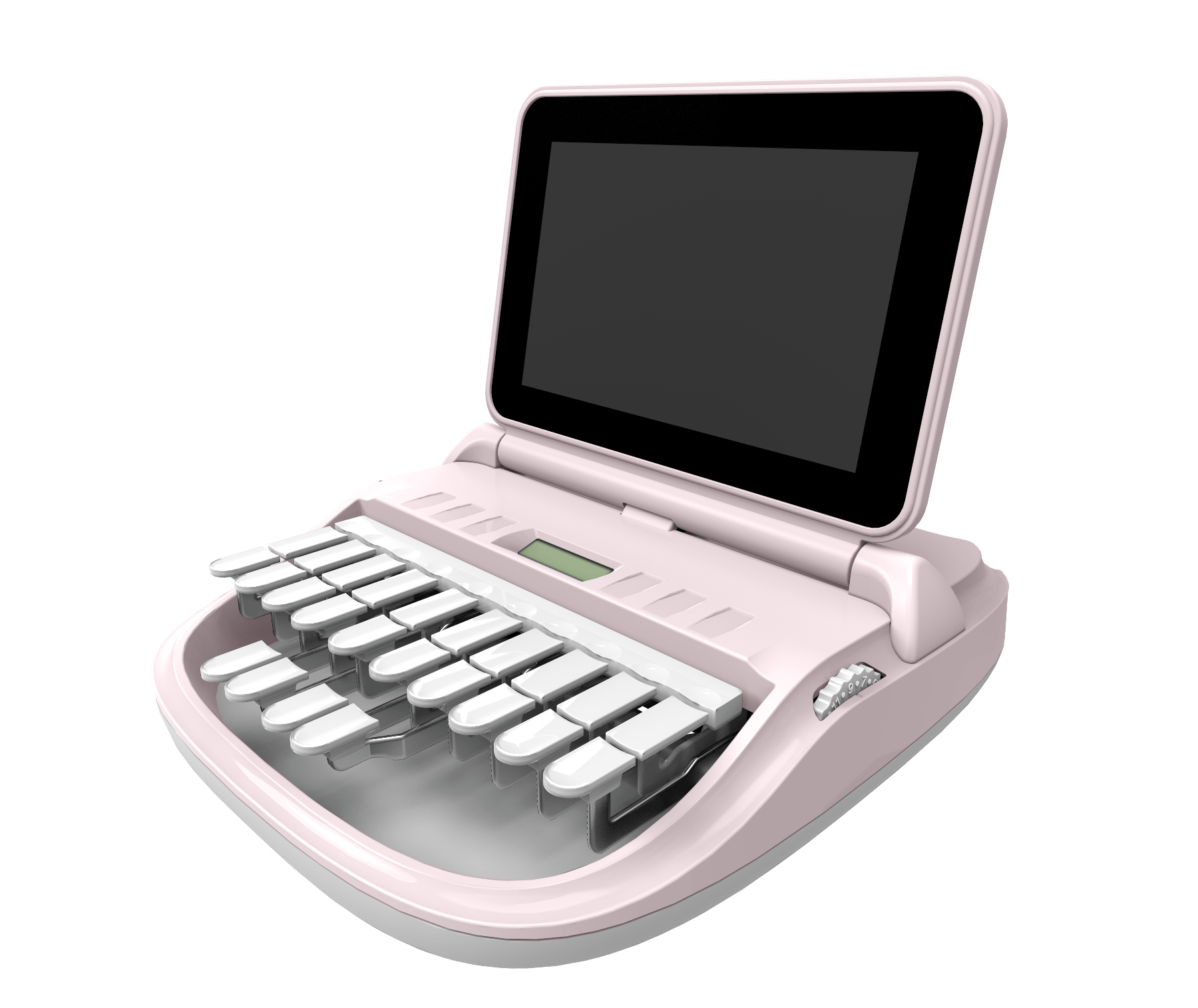 Stenograph Announces Release of Limited Edition Blush Luminex II
