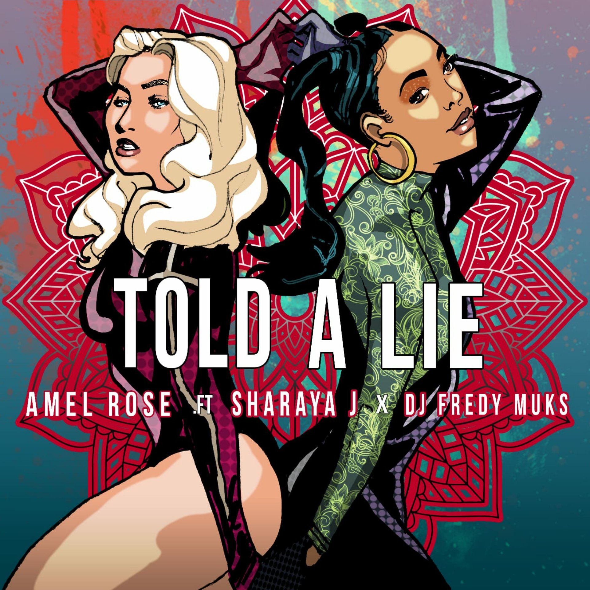 Amel Rose Gives Lovers of Hip Hop/Pop Something to Sing About With Release of New Singles, Tears for Ransom and Told a Lie on June 5 – Featuring Sharaya J and DJ Fredy Muks