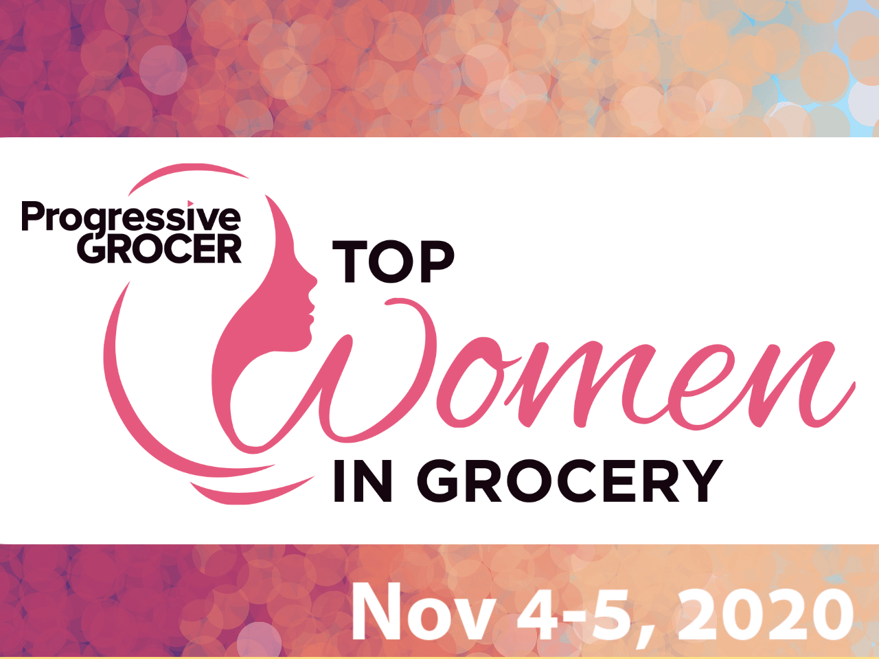 Progressive Grocer Names 2020 Top Women in Grocery Trailblazers
