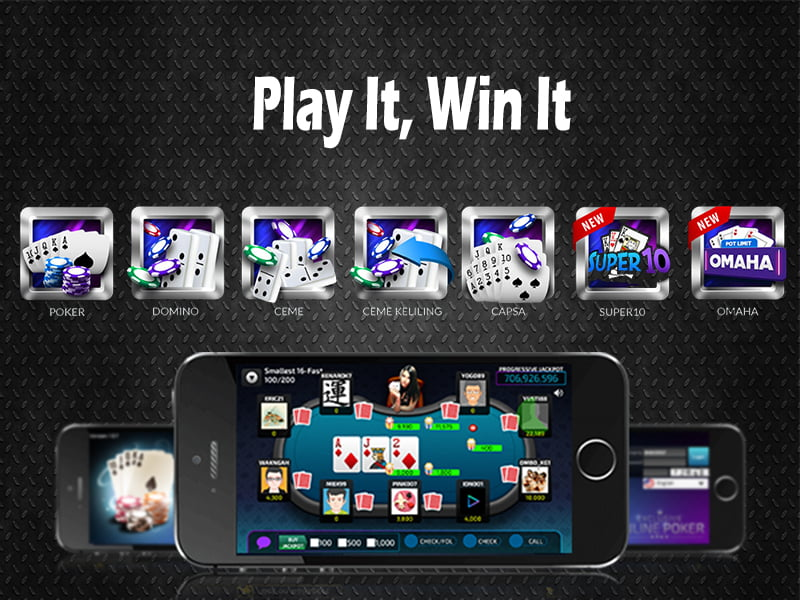 How Online Poker Technology Affects the World of Online Poker