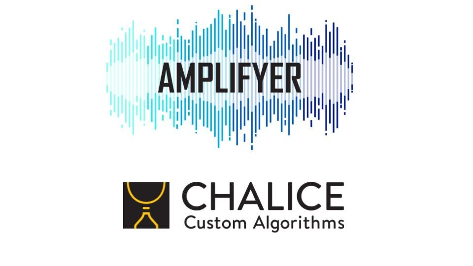Amplifyer and Chalice Partnership Delivers Customized Algorithms for Leading Brands and Ad Agencies