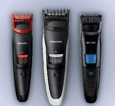 What are the top 3 trimmers for men in India?