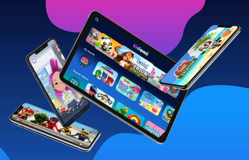 Fingerprint and Mondia Partner to Offer World's Best Learning and Entertainment Content for Kids and Families