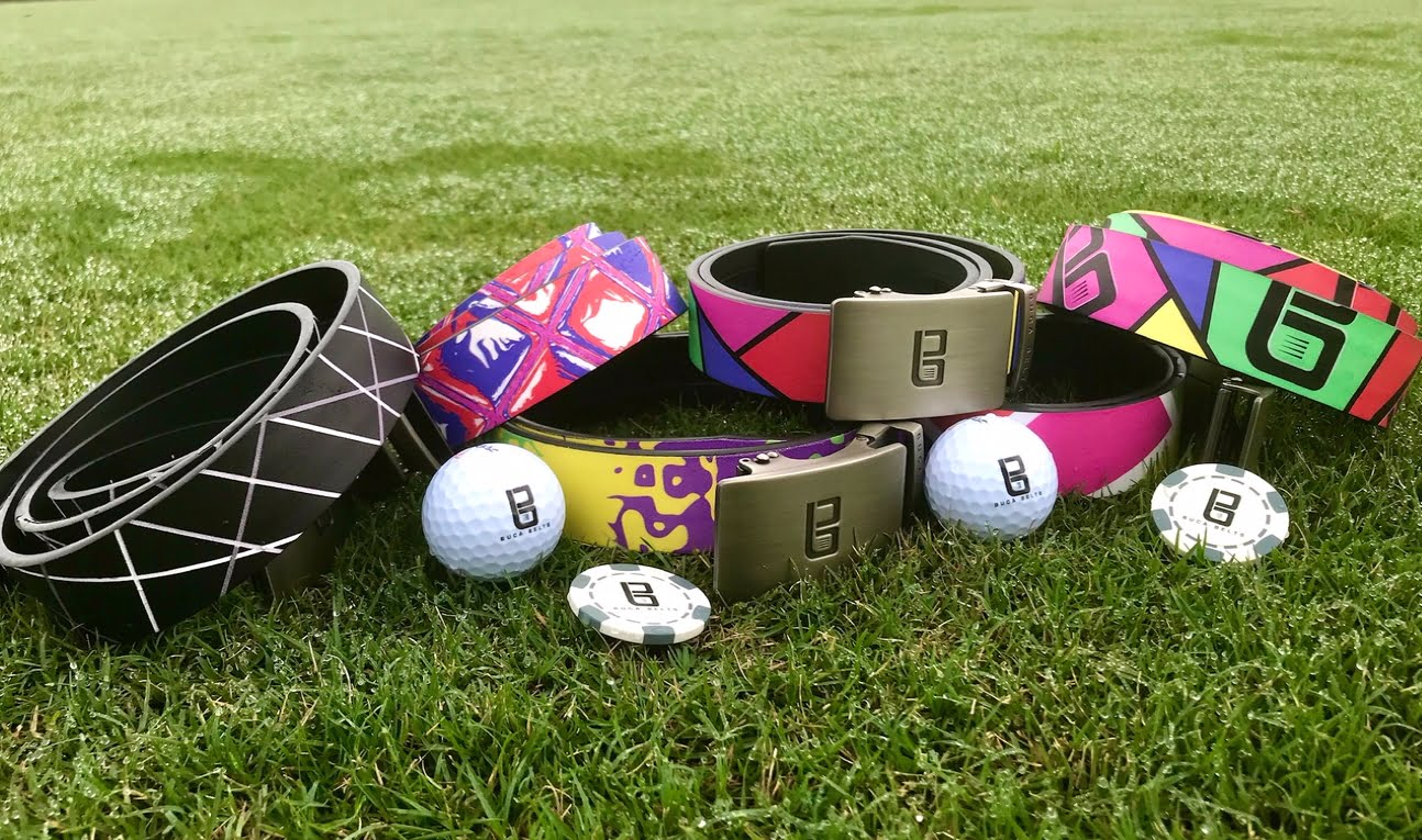 Buca Belts – Adding Color to the Golf Belt Game