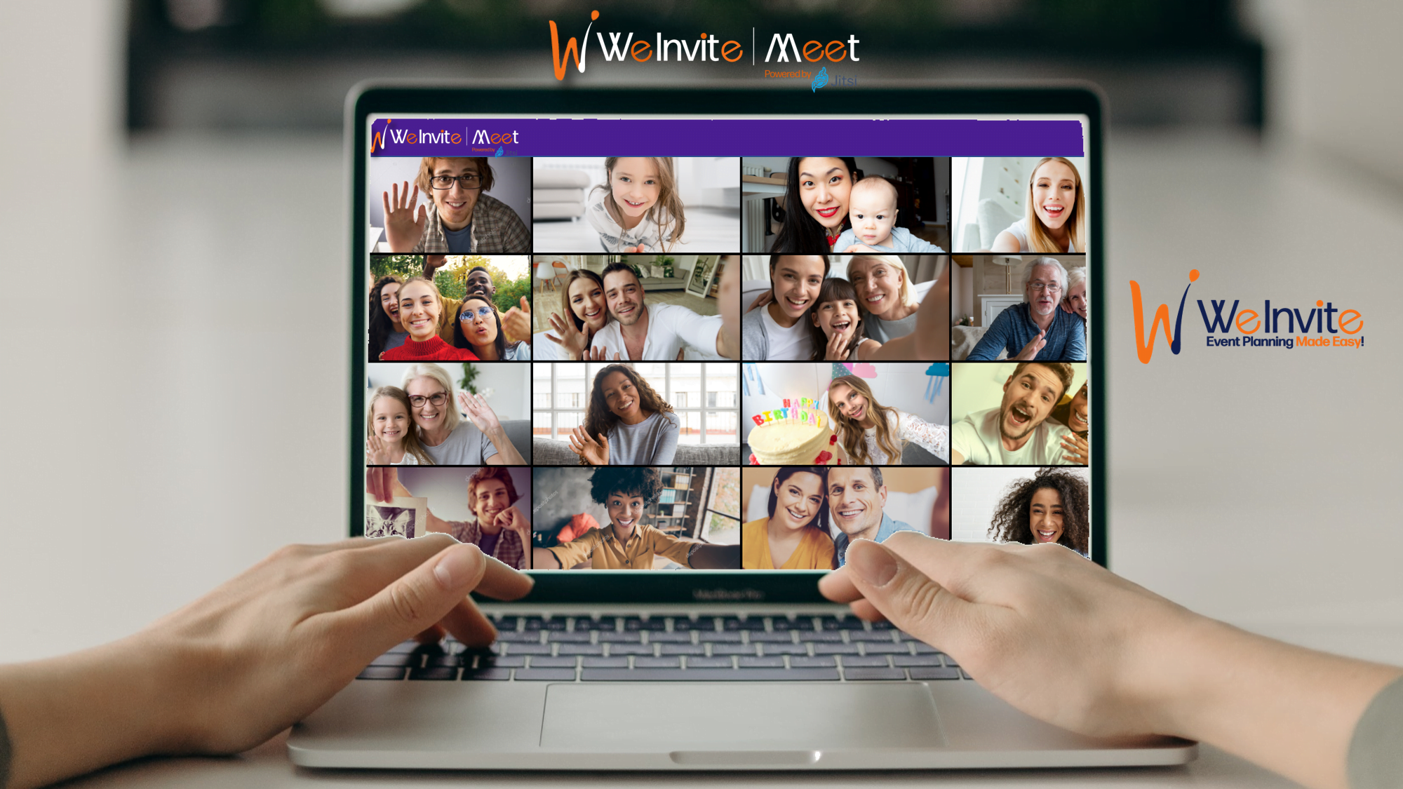 Virtual Event Platform, WeInvite, Launches Free 'Virtual Party – Video Conferencing' Platform for All