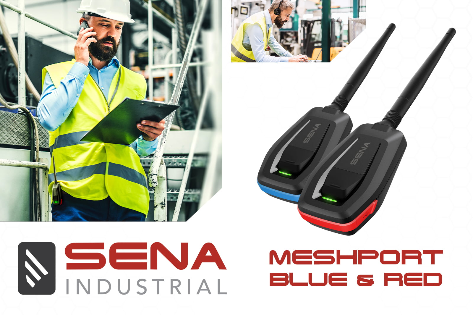 Sena Announces MeshPort Adapters to Deliver Greater Network Capabilities Using Any Brand Bluetooth® Headset