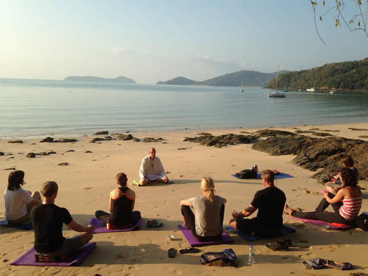 Holiday with weight loss course on Phuket island