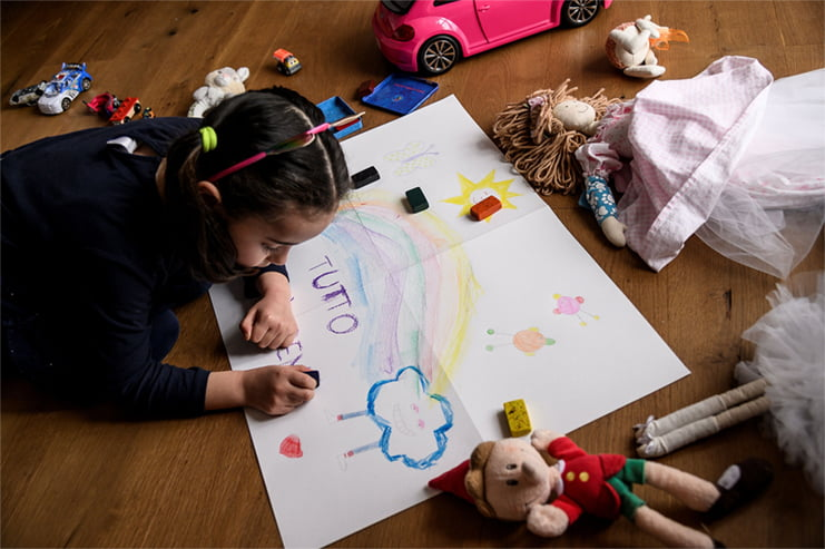 Five Great Budget-Friendly Ways to Keep Your Kids Entertained at Home