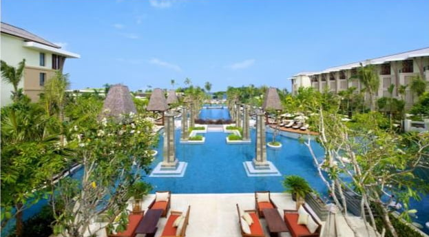 Top 10 Bali Hotels for a Romantic Holiday