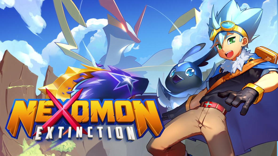 NEXOMON: EXTINCTION the Surprising New Monster Catching Game That's Storming the Charts