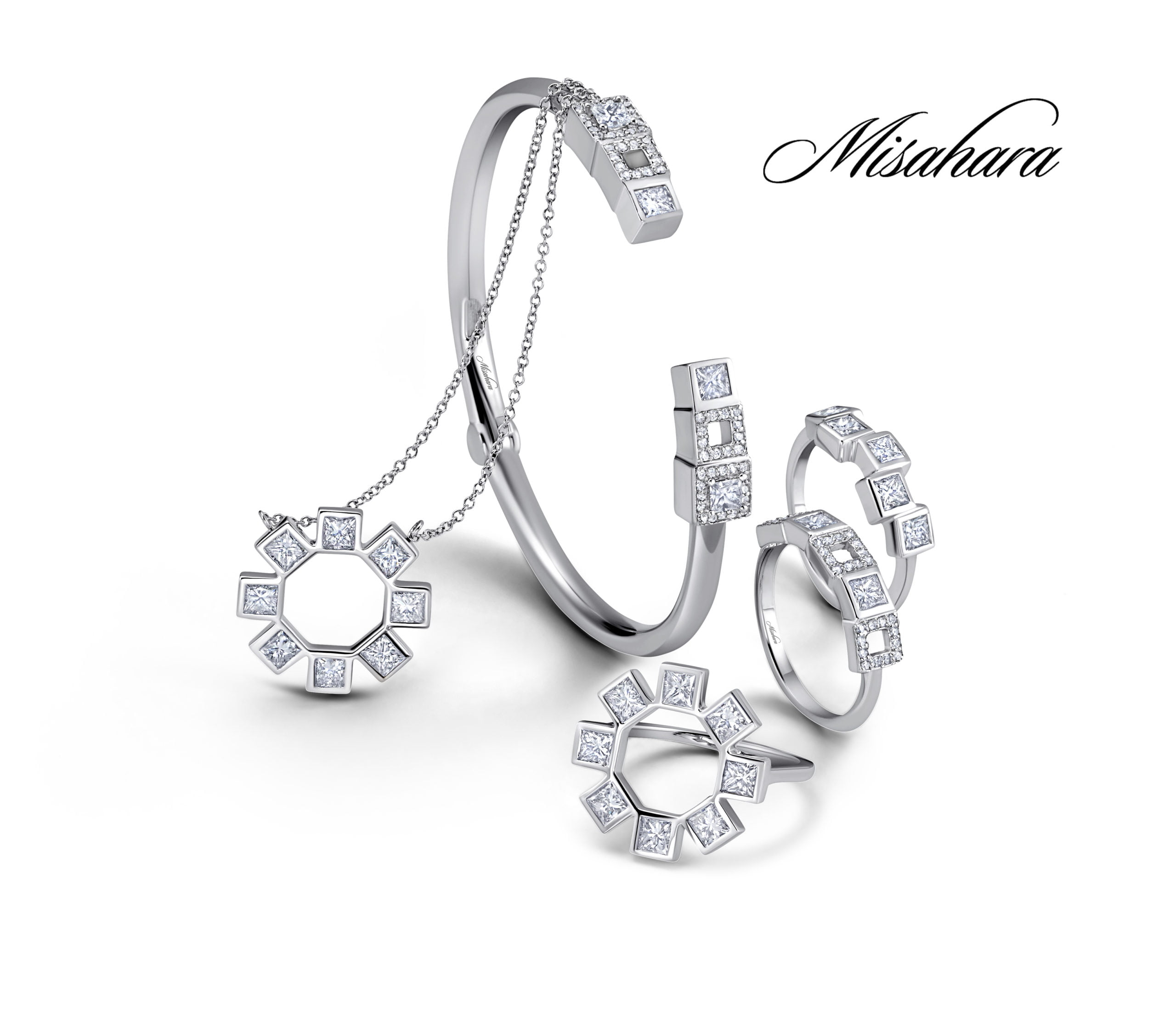 Misahara Jewelry Launches Mosaic Ice Re-Imagined Collection