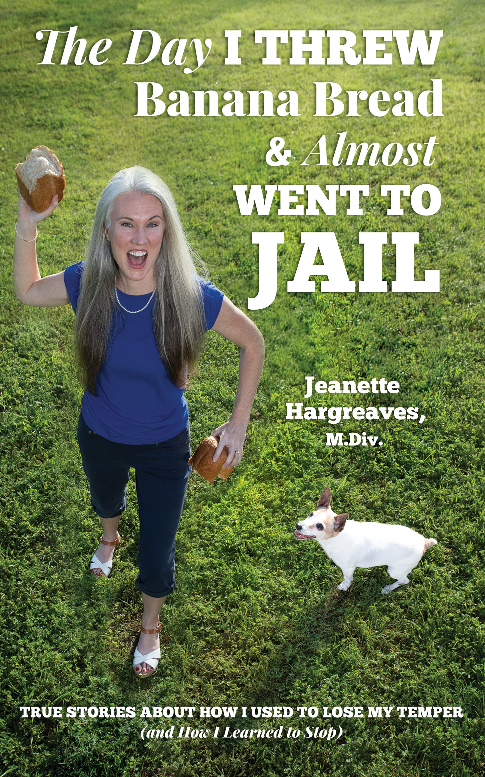 'The Day I Threw Banana Bread and Almost Went to Jail': A New Book About Mom Rage