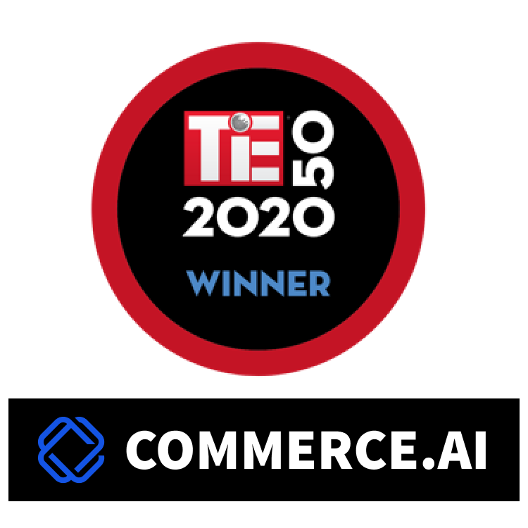 Commerce.AI Named TiE50 Award Winner at TiEcon