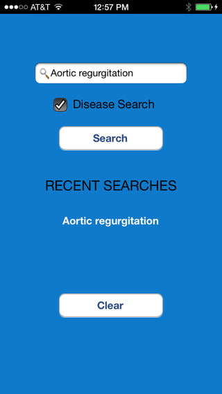 Now Use a Mobile Health App to Find Out the Disease Based Upon Your Symptoms.