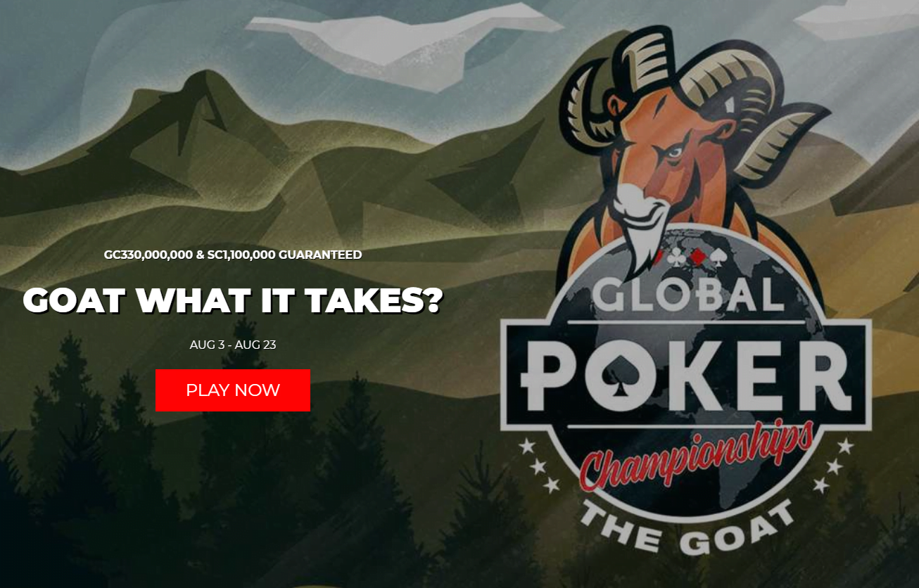 Global Poker Combines Social Gaming with Sweepstakes Winnings
