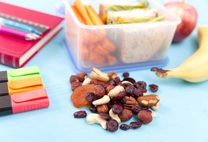 5 Eating Habits of a Successful Student