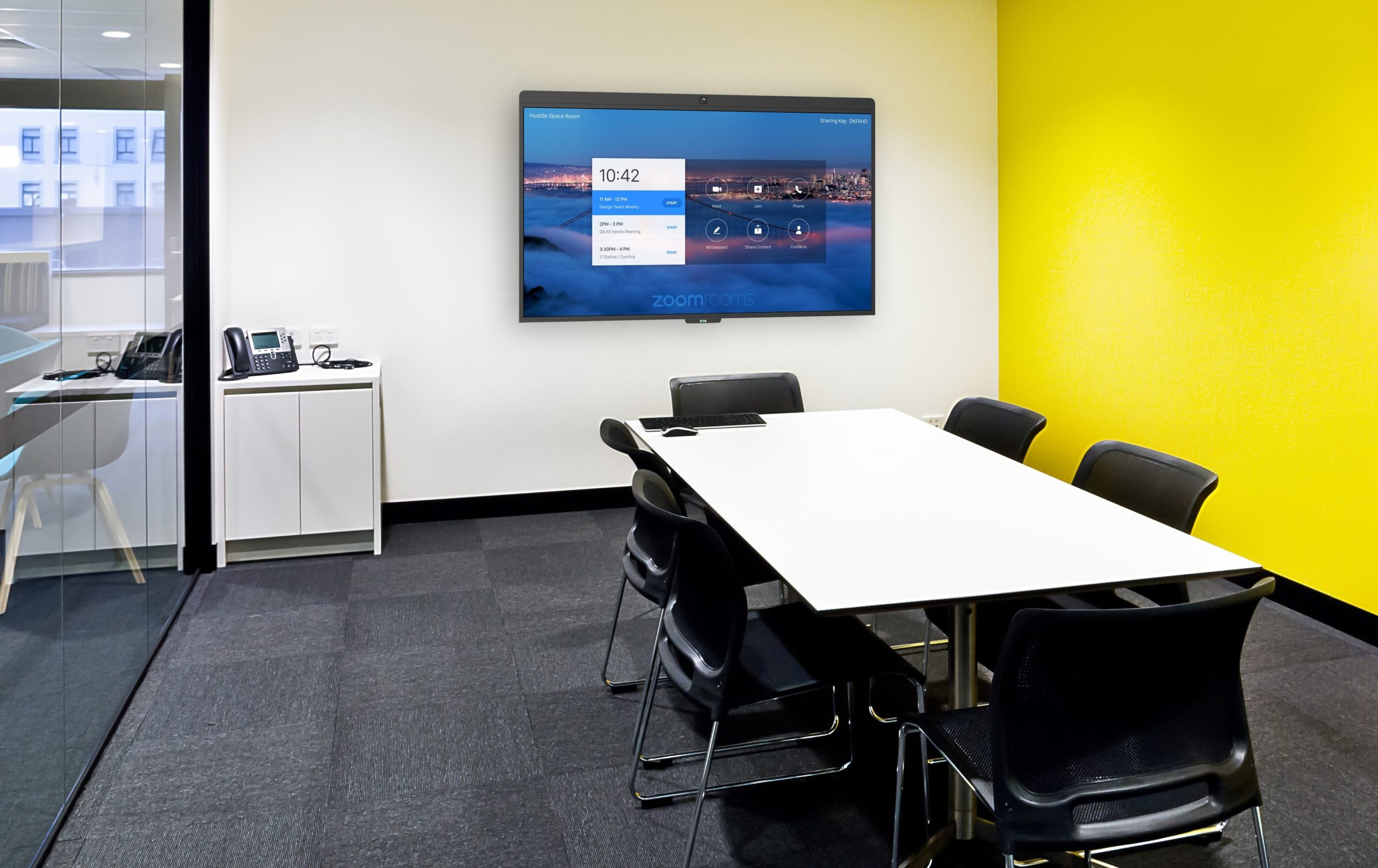 Ideal Systems Launches First Rental Service for Zoom Rooms in APAC