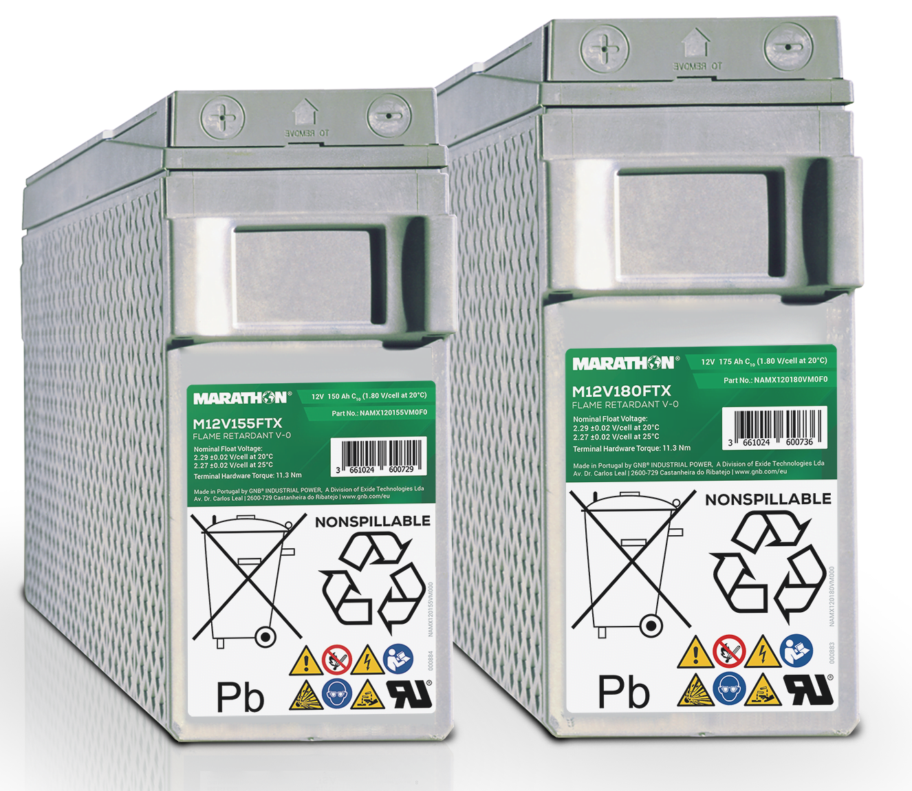 Exide Launches New Marathon FTX Battery for Telecom and Electric Utility Applications