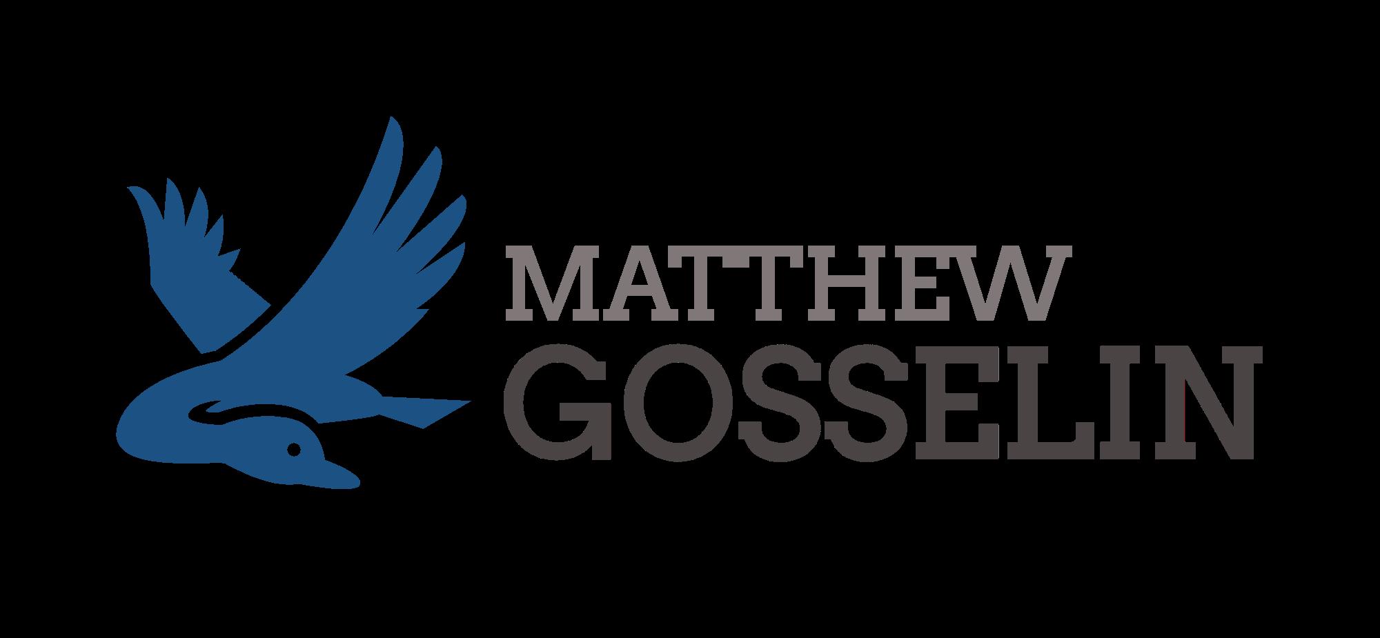 Matt Gosselin Books