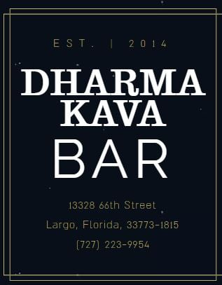 Drop in on Dharma and Discover Kava-Time!