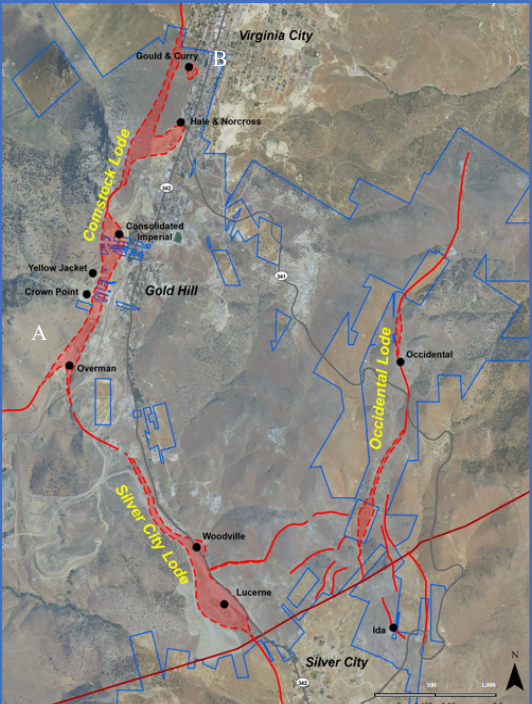 Tonogold Resources Inc Announces Commencement of Drilling on the Comstock Lode (Nevada)