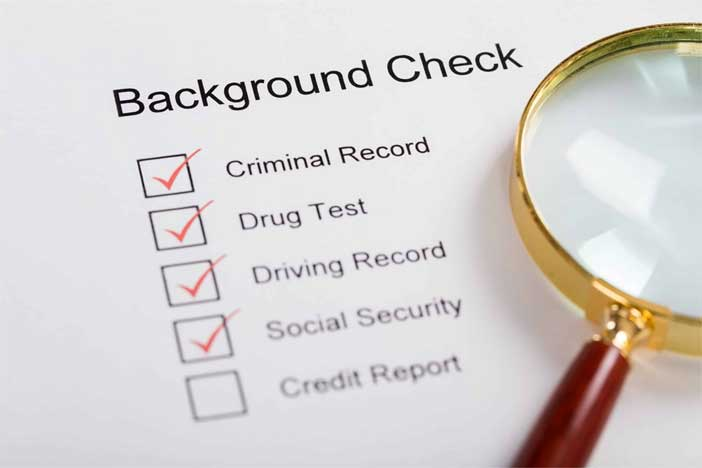 What can a background check find out about you?