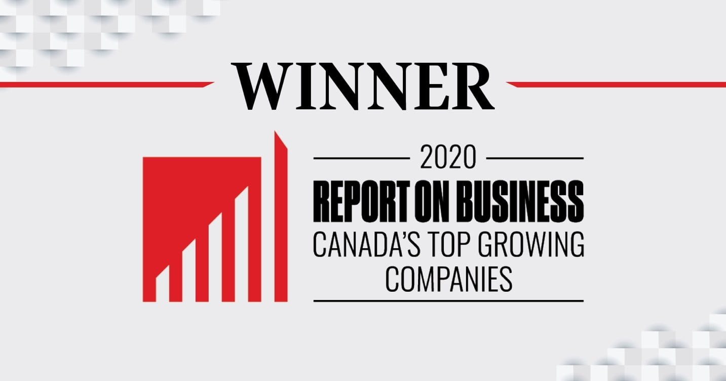 Freightera Makes Globe and Mail's List of Canada's Top Growing Companies