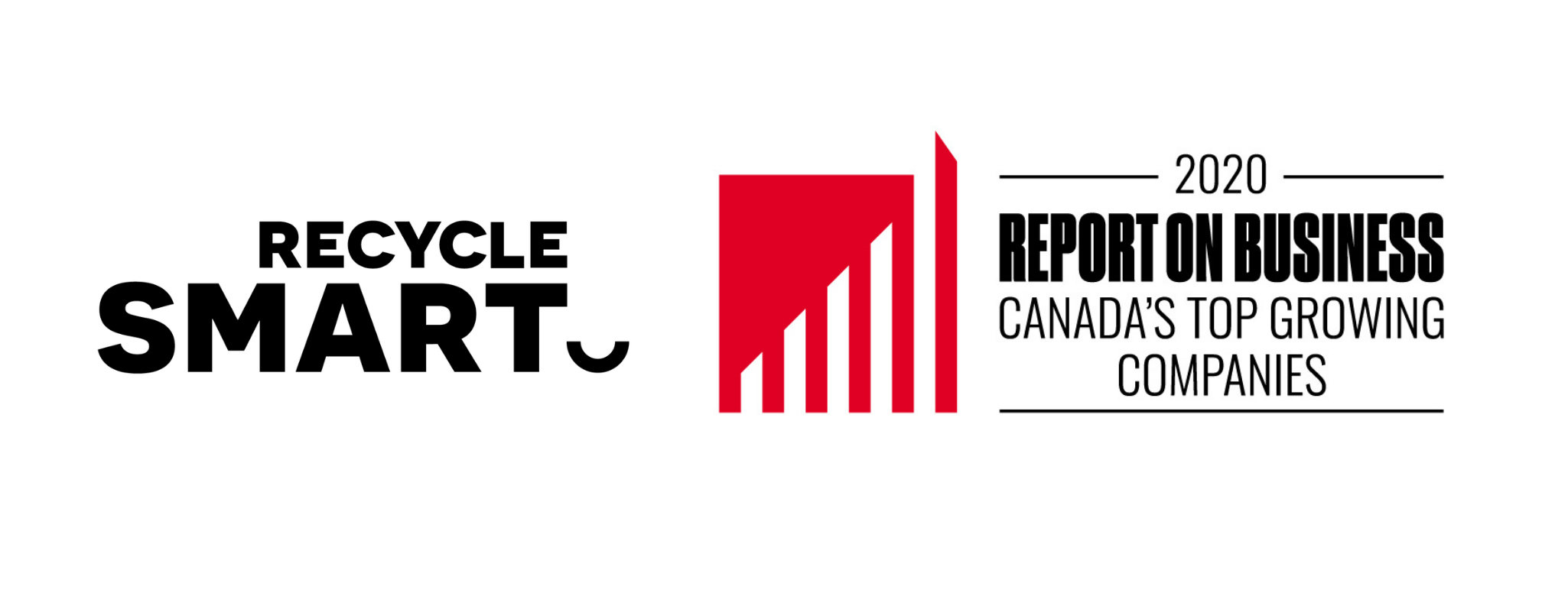 RecycleSmart Hits the Charts at #228 on The Globe and Mail's Second-Annual Ranking of Canada's Top Growing Companies