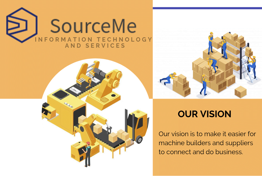 SourceMe – the new way of sourcing industrial components online