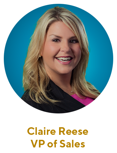 The HT Group's Claire Reese Becomes the Firm's First Vice President of Sales