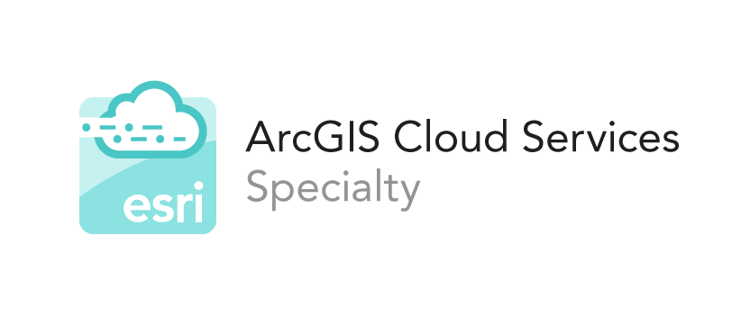 GEO Jobe Receives Cloud Services Specialty From Esri
