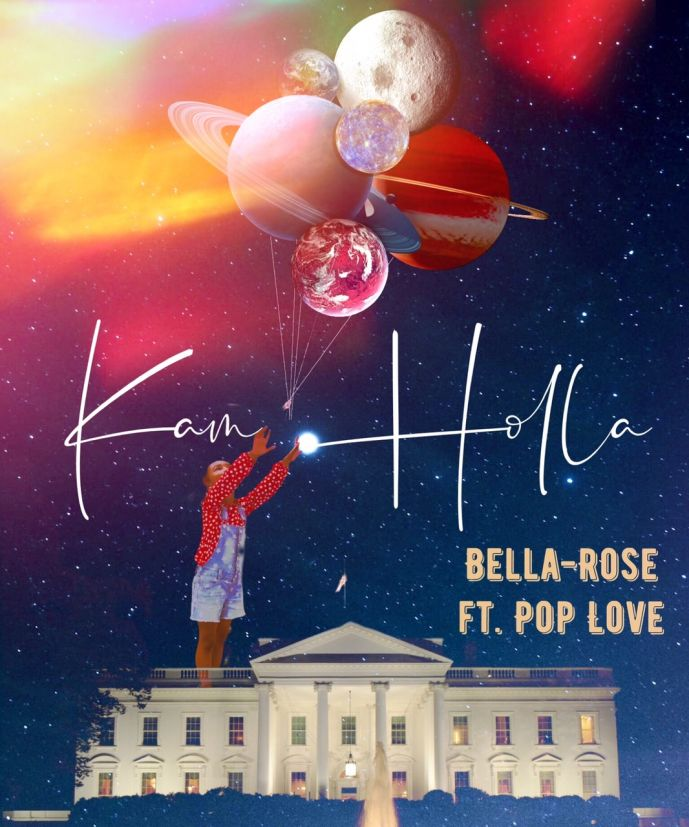 Internet Sensation & Child Prodigy, Bella-Rose, Pays Homage to Senator Kamala Harris with a New Song