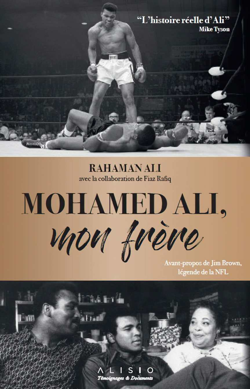 Rockbrash Promotions Announces French Edition Release of My Brother, Muhammad Ali