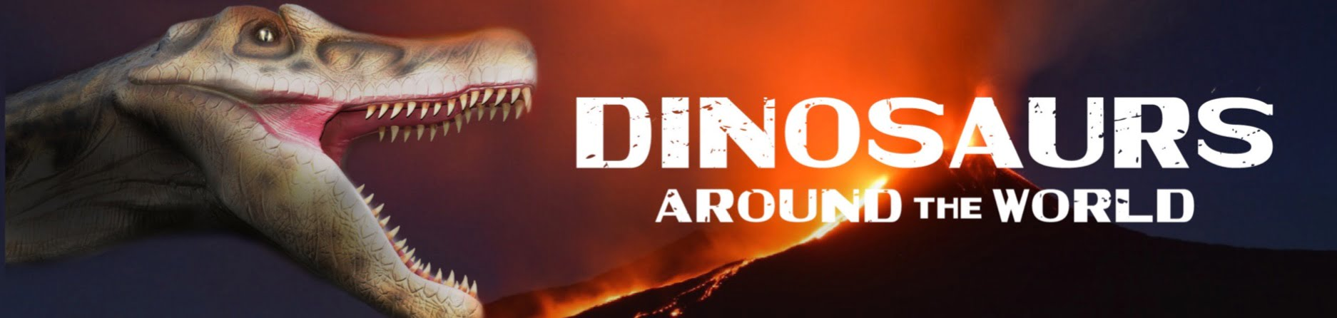 Dinosaurs Around the World Coming to Lake Terrace Convention Center