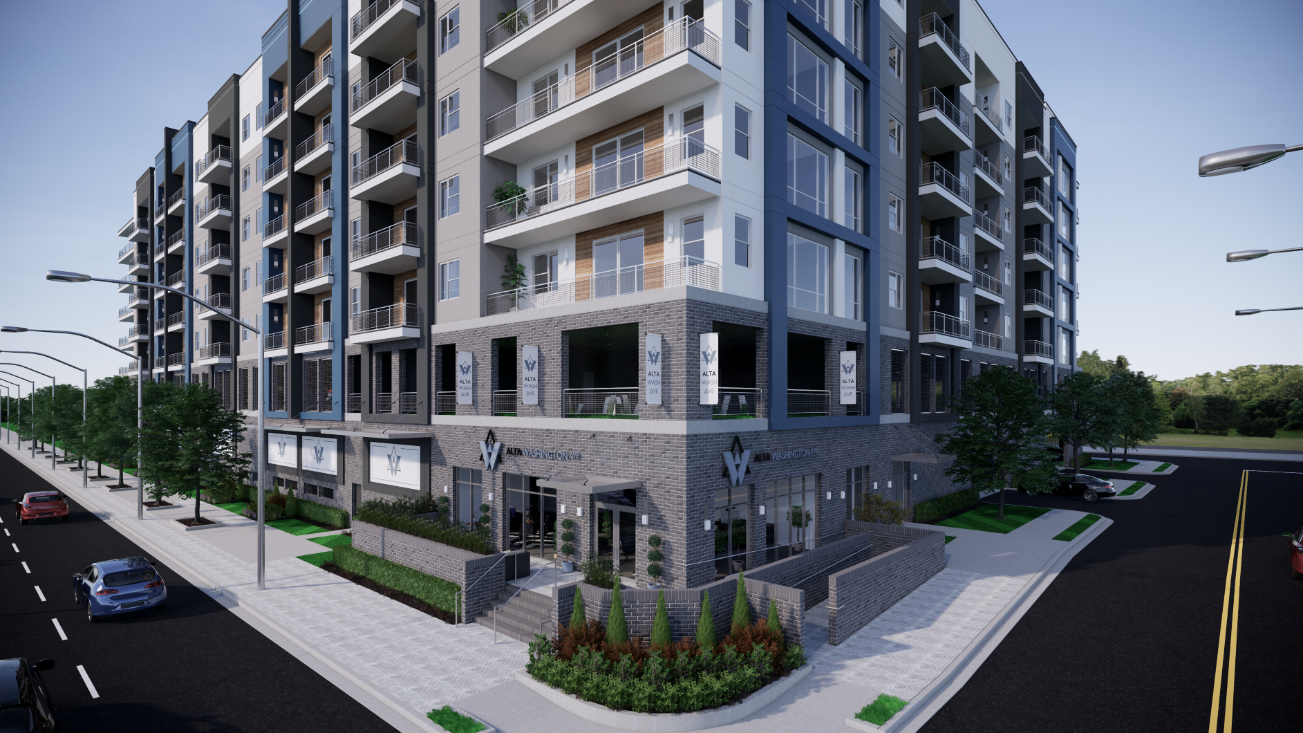 Wood Partners Announces Grand Opening of Alta Washington in Houston