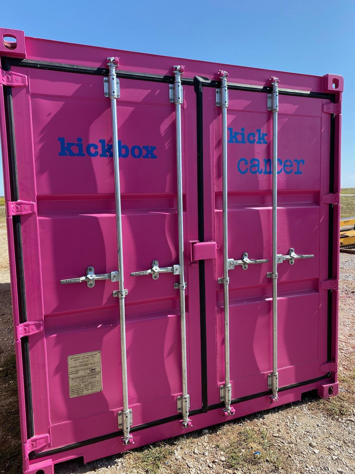 Kickbox Leasing, LLC is Doing Their Part in the Fight Against Breast Cancer