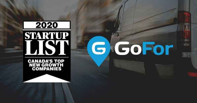 Canadian Business Unveils GoFor Industries as One of Canada's Fastest-Growing Companies