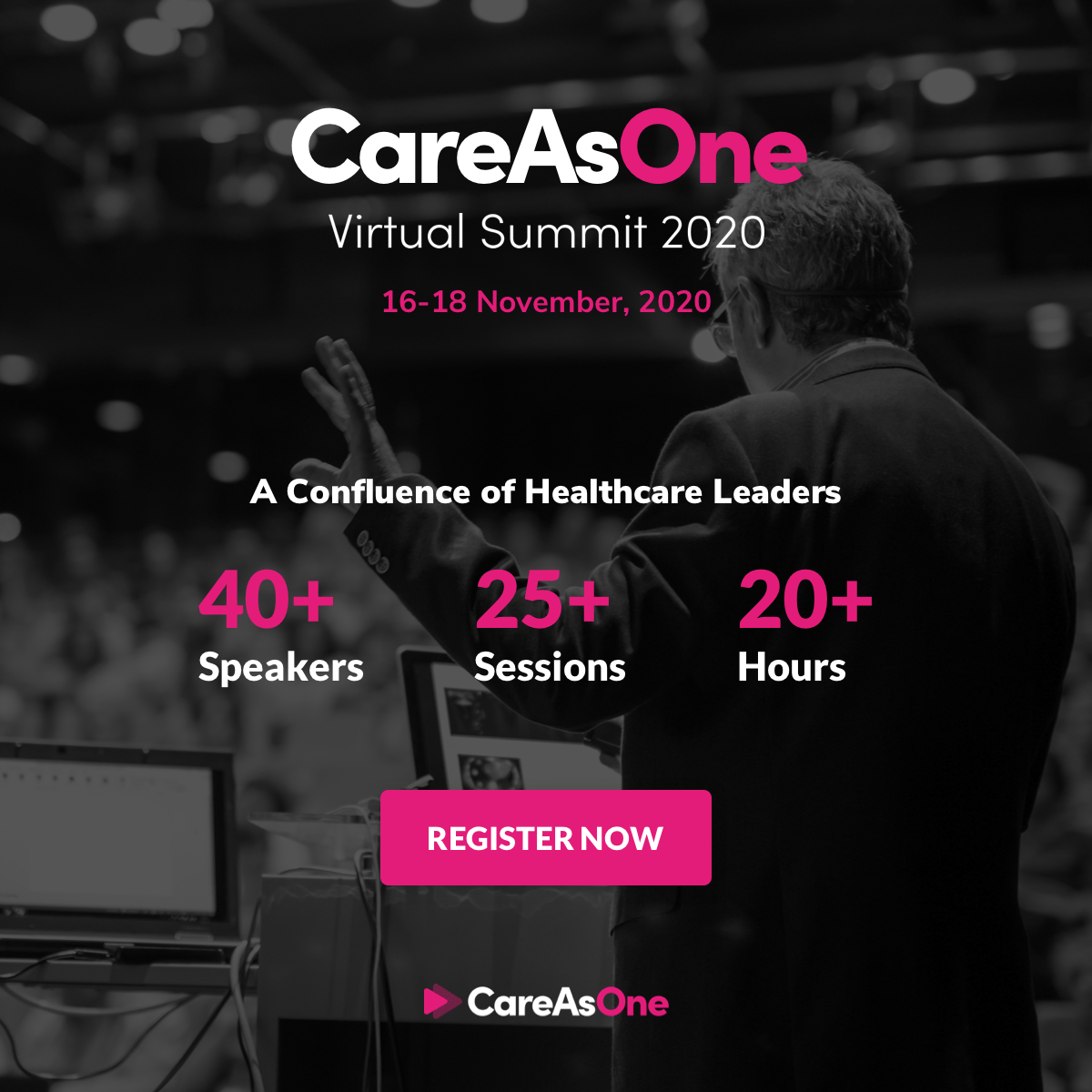 CareAsOne Community Launches Summit to Convene Healthcare Expert Discussions on the Future of Healthcare