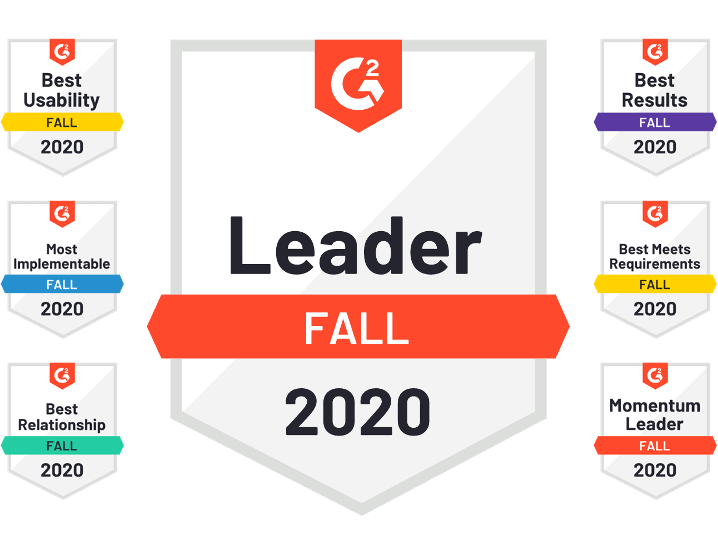 Invoiced Named Category Leader by G2 for 3rd Consecutive Quarter