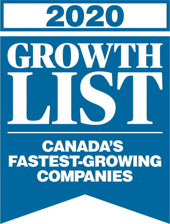 Ironstone Product Development Named One of Canada's Fastest-Growing Companies