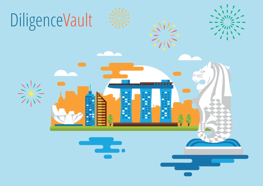 DiligenceVault Continues Global Expansion With the Opening of APAC Headquarters in Singapore