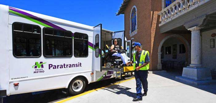 The Benefits of Paratransit Transportation