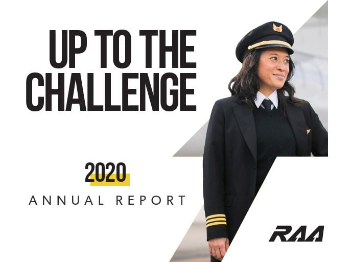 Regional Airline Association Publishes Its 2020 Annual Report