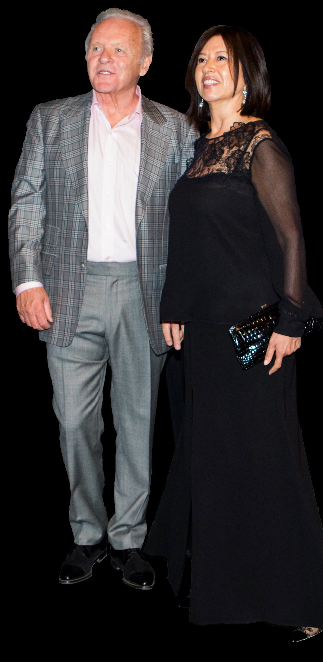 HOW DOES STELLA HOPKINS DO IT? An interview with the wife of Anthony Hopkins