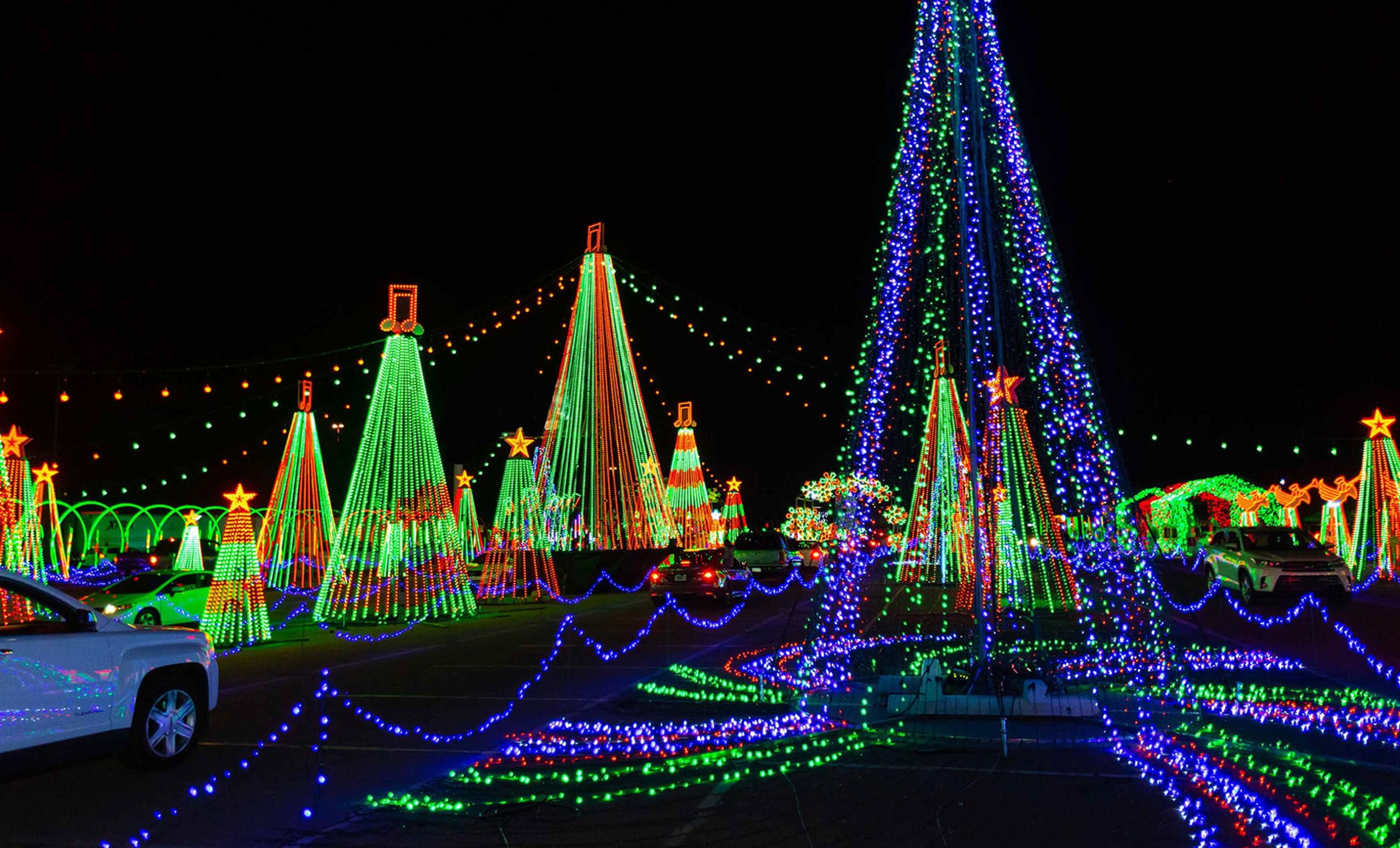 World of Illumination's All-New Theme Park Ushers in Much-Needed Holiday Cheer