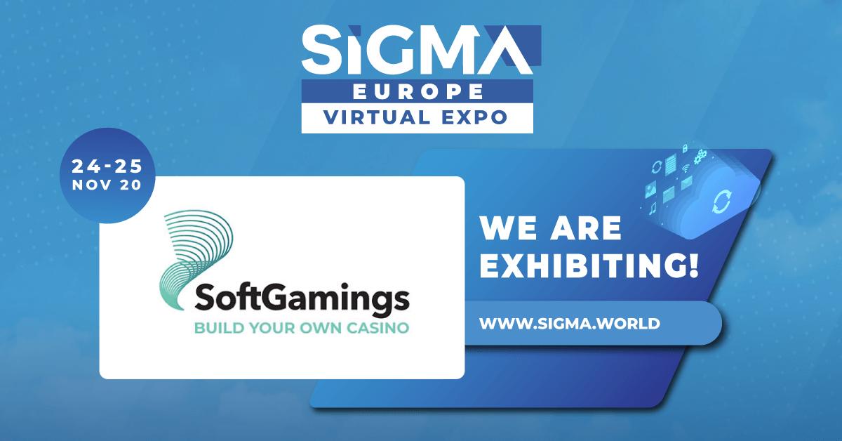 Meet SoftGamings at SiGMA Virtual Expo 2020