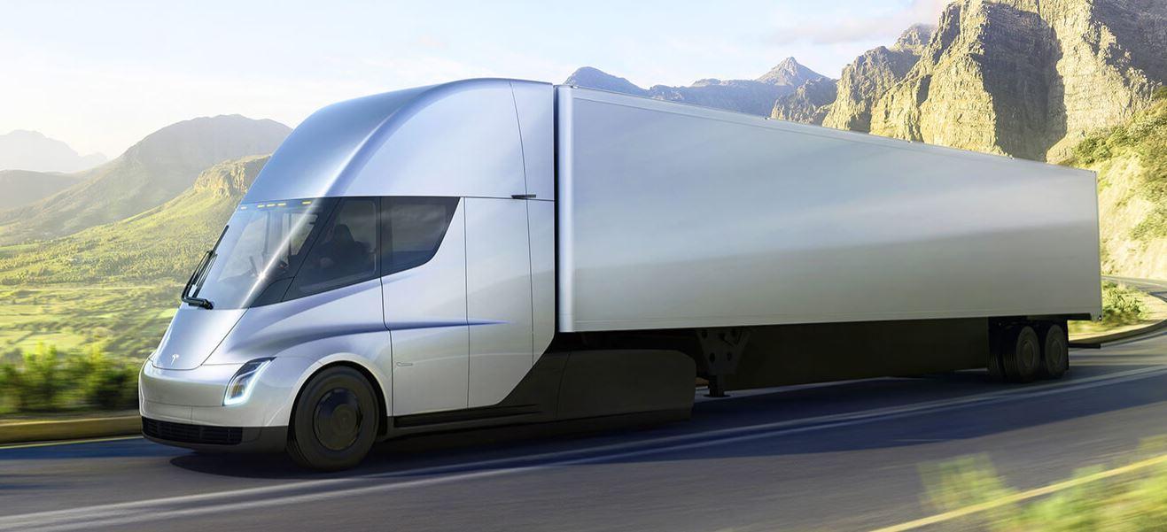 Pride Group Enterprises Announces Reservations Placed for 150 Tesla Electric Semi Tractors
