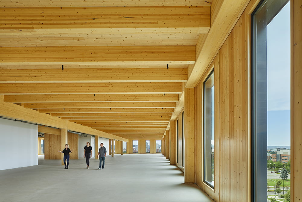 Mass Timber Business Case Details Presented for the First Time at WoodWorks Wood Design Symposium